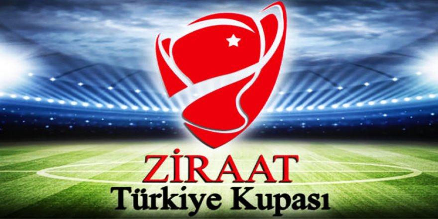 Ziraat Türkiye Kupasında 5. tur eşleşmeleri belli oldu