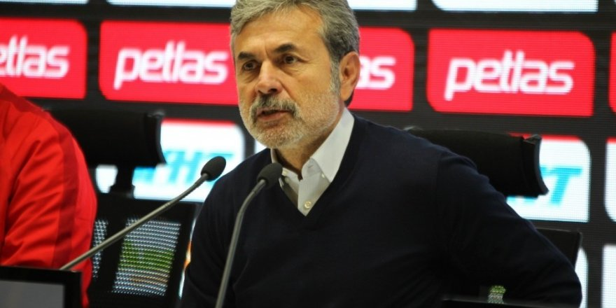 Aykut Kocaman: Hakem üzerindeki baskı maça damga vurdu