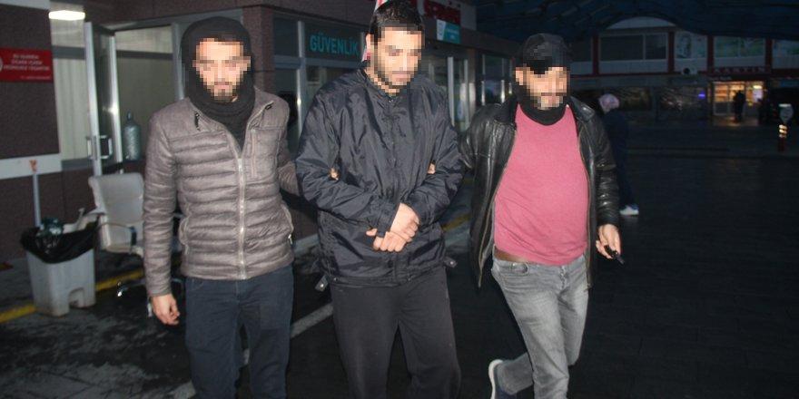 Konya'da torbacılara yönelik operasyon: 14 gözaltı