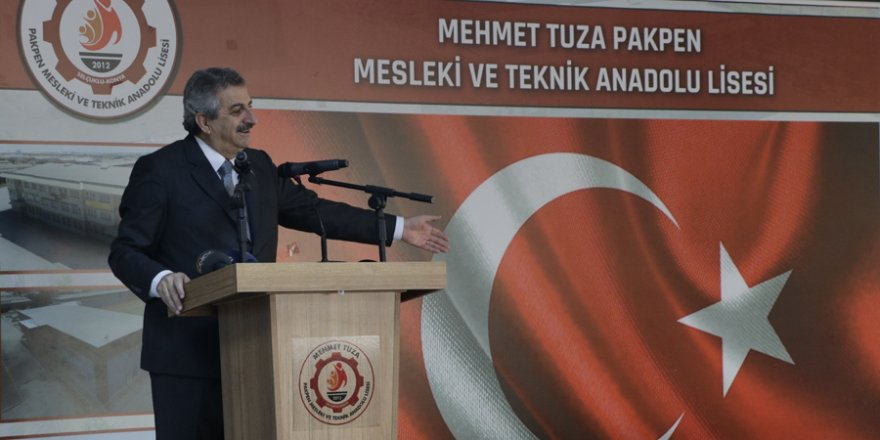 """""""Türkiye, şu anda çok büyük bir gelişimin arifesinde"""""""