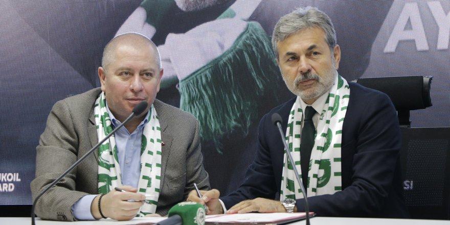 Aykut Kocaman'ın transferi çok konuşuldu