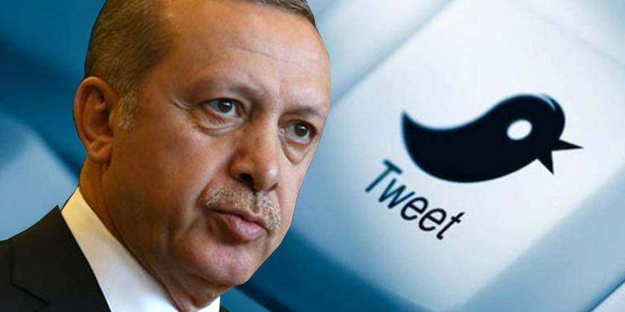Erdoğan: Twitter'da 13 milyon takipçim var