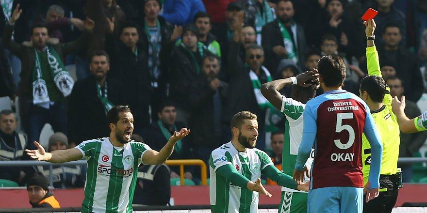 Trabzon maçı yine Kalkavan'ın