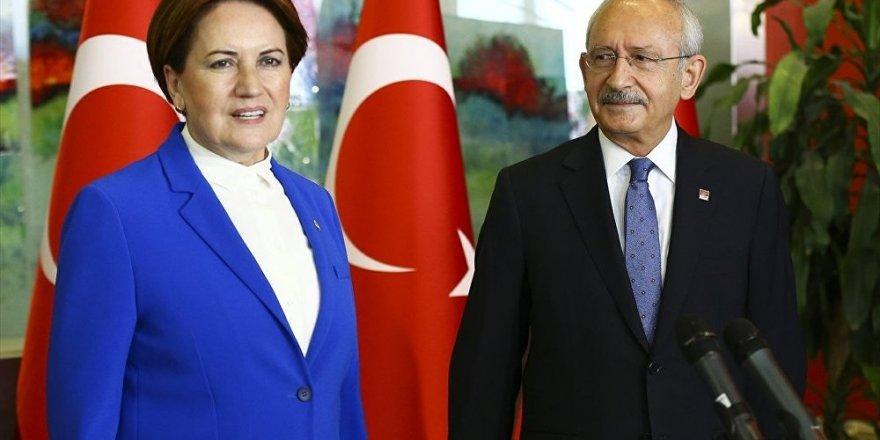 Yılman: CHP Ankara'da, İYİ Parti İstanbul'da aday çıkarmayacak