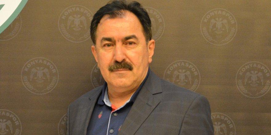 Konyaspor'dan Mete Kalkavan tepkisi