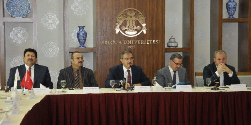 Selçuk'ta Sektörel Hizmetler Danışma Kurulu toplantısı