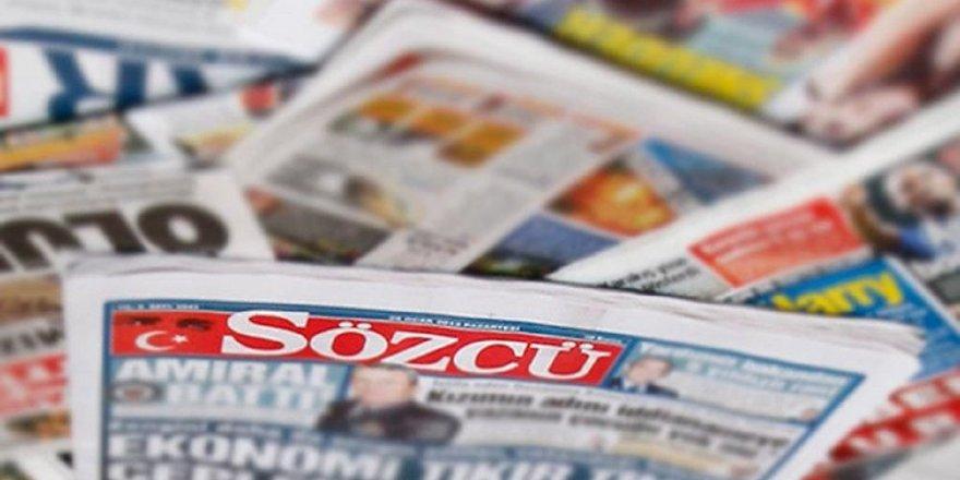 Sözcü Gazetesi'nin 5 ünlü ismine FETÖ'den hapis istemi