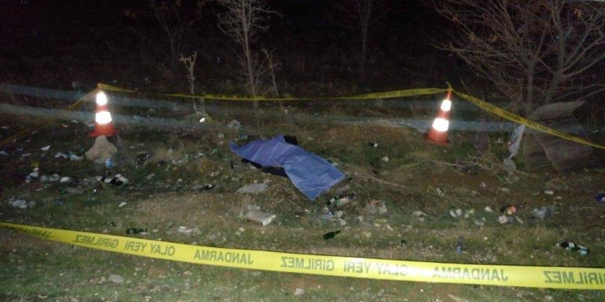 Konya'da trafik kazası: 1 ölü