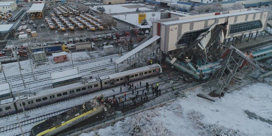 Yüksek Hızlı Tren kaza yaptı: 9 ölü 47 yaralı