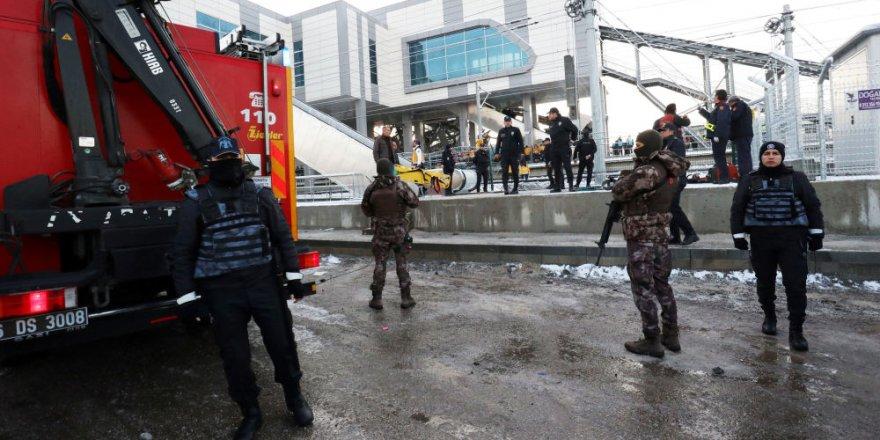 Erdoğan'dan YHT kazası talimatı: Tüm birimler seferber edilsin