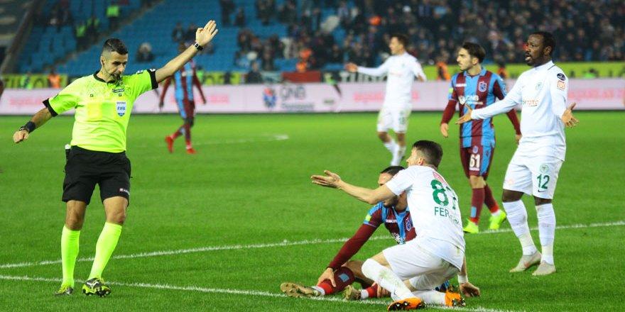 Konyaspor ve Asbaşkan Çınar'a ceza