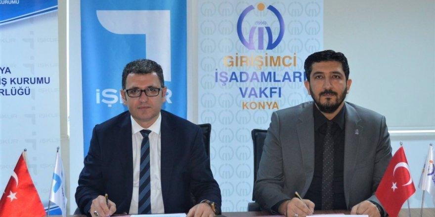 İŞKUR ile GİV arasında protokol imzalandı