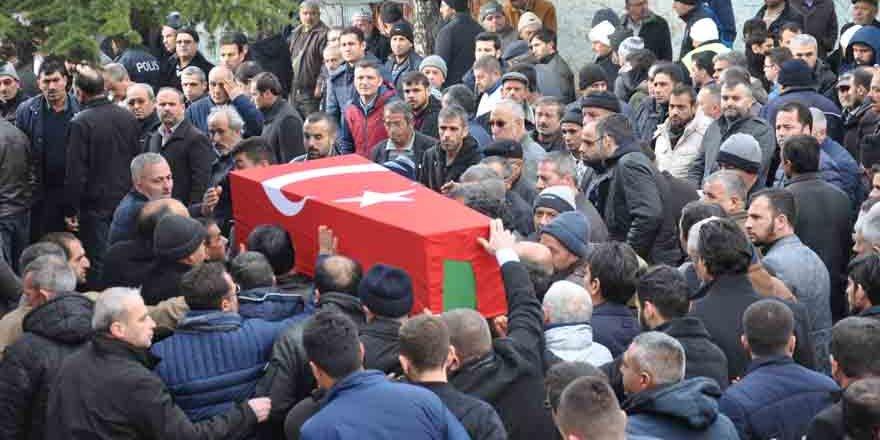 Antalya Emniyet Müdür Yardımcısı Karaaslan toprağa verildi