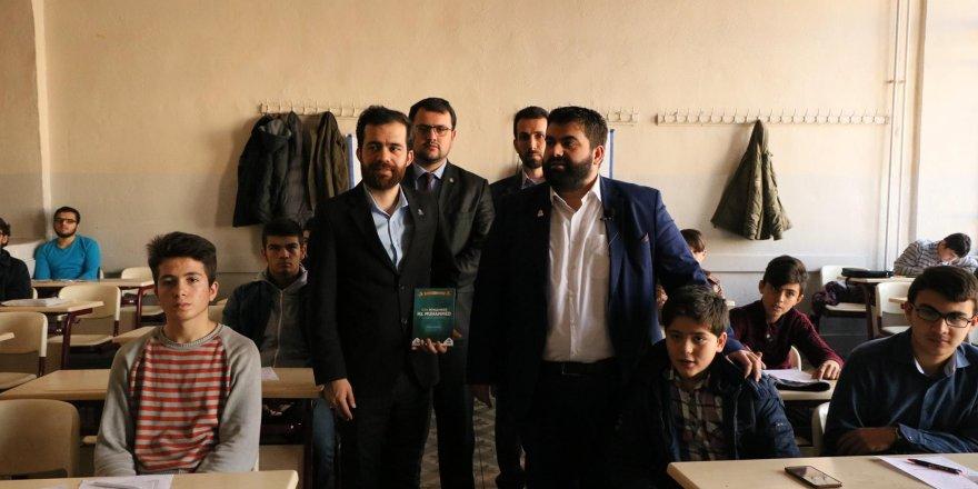 Konya'da 10 binlerce genç siyer yarışmasında ter döktü