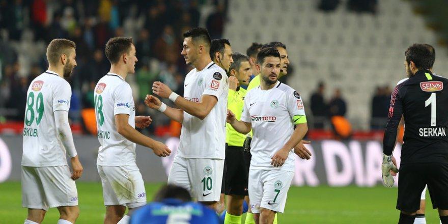 Atiker Konyaspor Hem mutlu hem umutlu