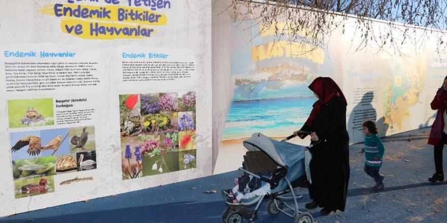"""Beyşehir'de """"çocuk oyun sokağı"""" projesi"""
