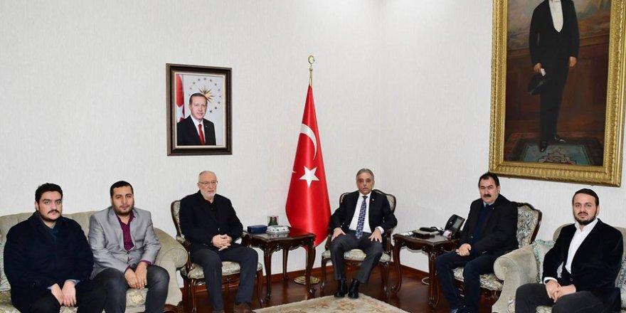 Vali Toprak'tan Konya'ya övgü