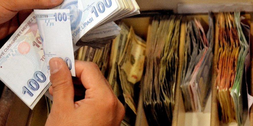 Merkez Bankası'nın 2019 dolar beklentisi