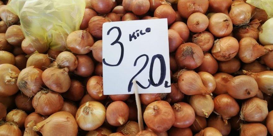 Güngör: Soğanın fiyatı iki ay içinde 10 TL'ye çıkabilir