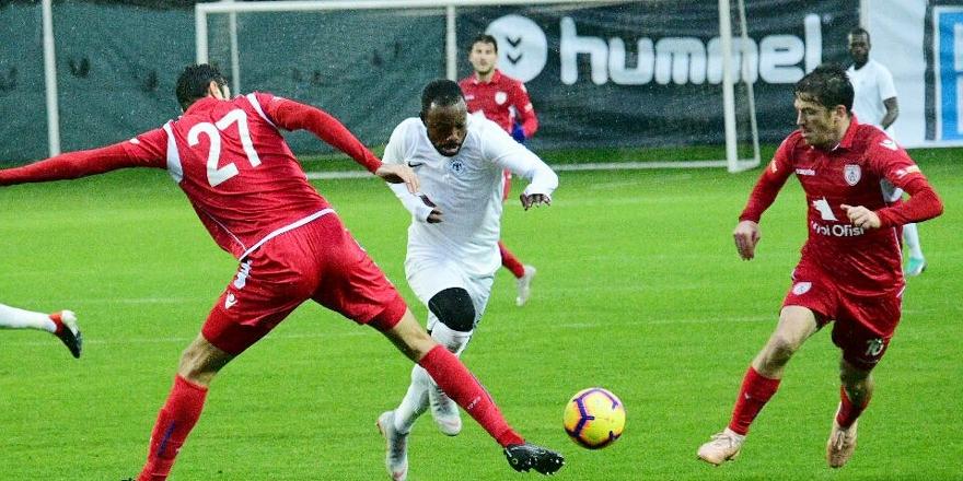 Atiker Konyaspor 2. maçını kaybetti