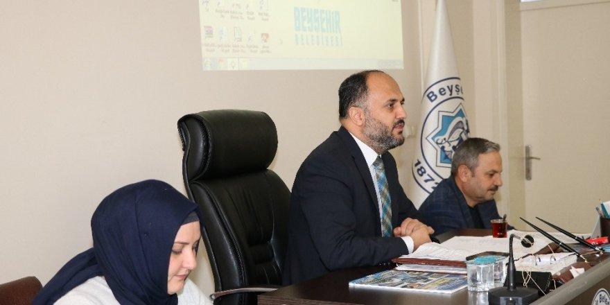 Özaltun: Beyşehir'de tarihe geçecek hizmetler yaptık