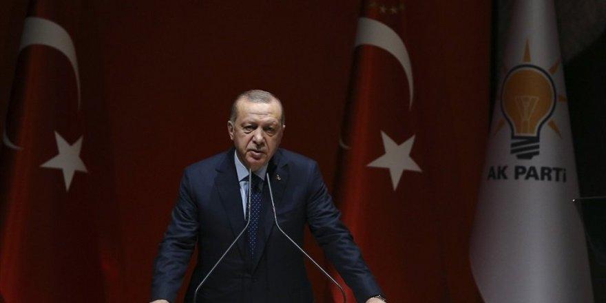 Erdoğan: 504 bin AK Partilinin seçmen kaydını bulamadık