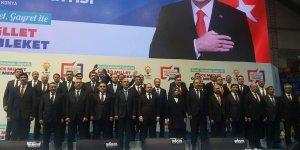AK Parti'nin Konya adayları açıklandı
