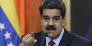 Maduro canlı yayında Başkan Erdoğan'a mesaj gönderdi