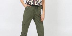Yüksek Bel Pantolon Modası