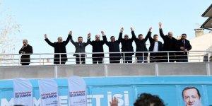 Akören ve Çumra'da birlik ve beraberlik mesajı