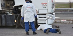 Konyalı sürücü trafik kurbanı