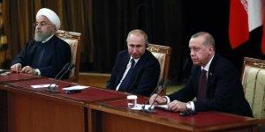 Suriye krizine siyasi çözüm çağrısı