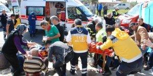Silifke'de feci kaza: 5 ölü