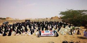 Dünya Yemen'e  karşı kör ve sağır