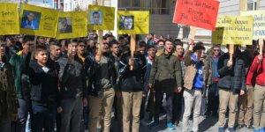 Çumra'da Mısır'daki  idamlara tepki gösterildi