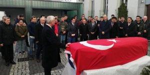 Furkan için Polonya'da tören düzenlendi