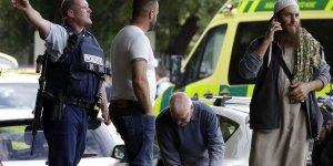 Yeni Zelanda'da iki camiye saldırı