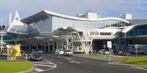 Yeni Zelanda'da havalimanı kapatıldı