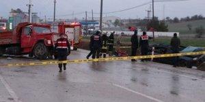 3 komanda kazada hayatını kaybetti
