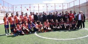 Bilecik Mahallesi gençleri futbol turnuvasıyla bir araya geldi