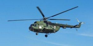 Kazakistan'da MI-8 tipi helikopter düştü: 13 ölü