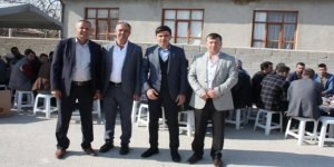Altınekin'de, asker uğurlama geleneğini yaşatılıyor