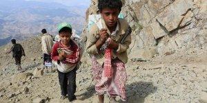 Yemen'de yüzyılın insanlık dramı