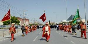 Konya'da kutlu hazırlık