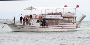 Beyşehir Gölü'nde yatturizmi sezonu açıldı
