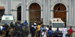 Sri Lanka'da terör saldırısı: 160 ölü