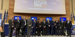 Davutoğlu'nun Saraybosna'daki görüşmeleri iptal edildi