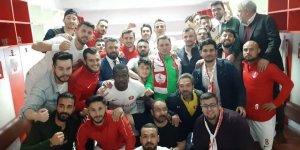 Akşehirspor şampiyon!