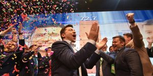 Ukrayna'da şovmen cumhurbaşkanı dönemi