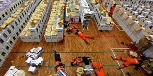 Endonezya'da 90 sandık görevlisi hayatını kaybetti